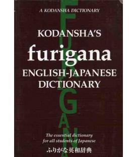 KODANSHA´S FURIGANA ENGLISH-JAPANESE DICTIONARY