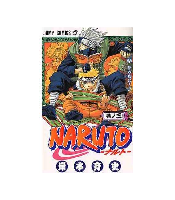 Naruto (Vol. 3)