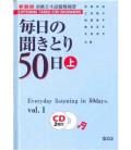 Everyday Listening in 50 Days- Vol. 1 (Incluye 2 CD)
