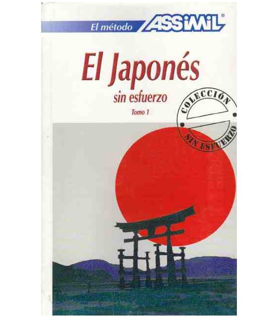 El Japonés sin esfuerzo- Tomo 1 (Libro + 3 CD de Audio)