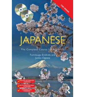 Colloquial Japanese The Complete Course for Beginners, 3rd Edition (Pack libro + CD)