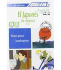 El Japonés sin esfuerzo- Tomo 1 (Libro + 3 CD MP3)