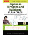 Japanese Hiragana & Katagana Flash Cards