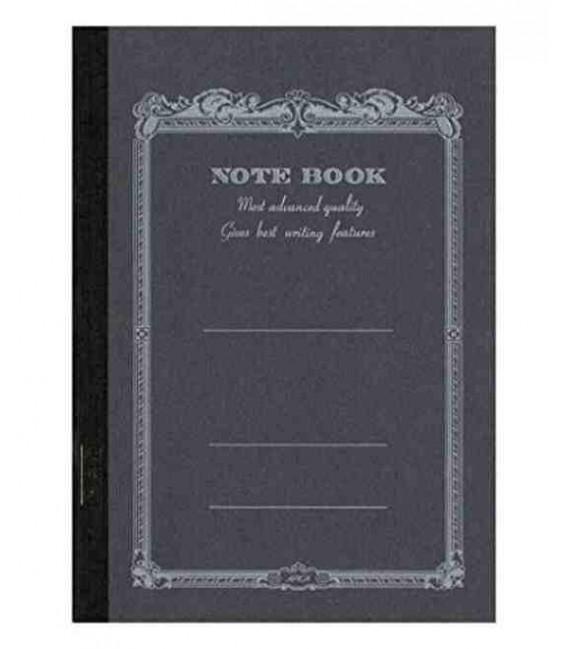 Apica CD15-BK Notebook (Tamaño B5, Color negro)